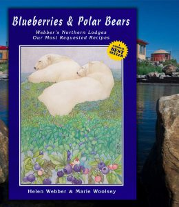 Blueberries & Polar Bears!